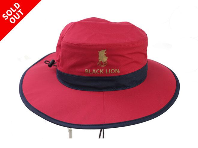 BOWSUI/3 HAT(レッド)