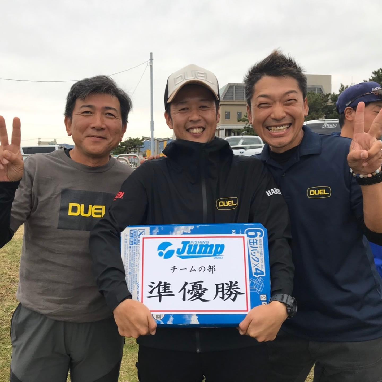 【 ジャンプアオリトーナメントin南紀 】