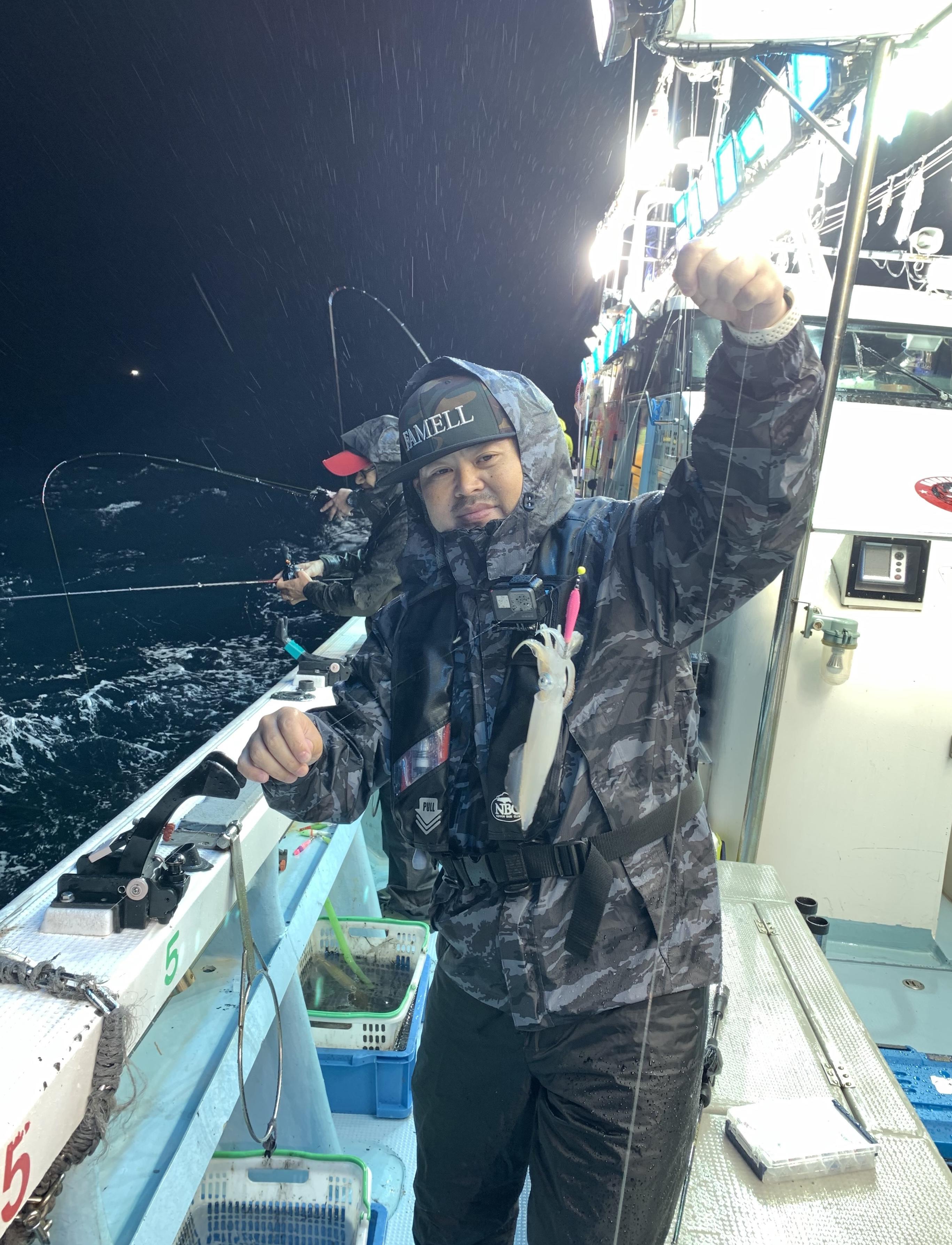 ☆  エリア:福井県敦賀エリア  遊漁船:豊漁丸様 ☆