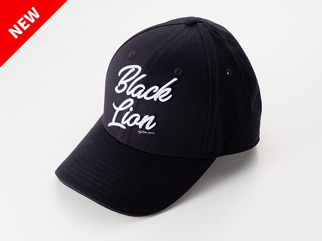 BLACKLION STANDARD CAP(ブラック)