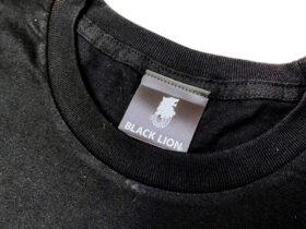 newLOGO Tシャツ(ブラック)