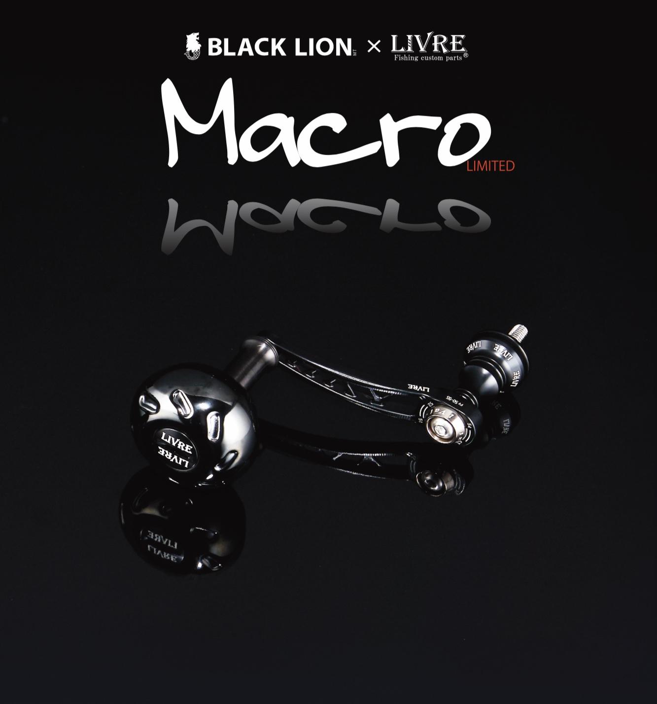 【 LIVRE × BLACKLION 】